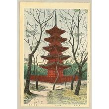 Nouet Noel: Ueno Park - Artelino
