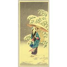 Takahashi Hiroaki: Spring Snow - Artelino
