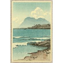 川瀬巴水: Otsu, Boshu - Artelino