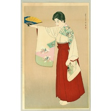 Ito Shinsui: Dancer - Artelino