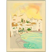 Henmi Takashi: Landscape in Spain - Artelino