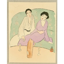 朝井清: Wine for Two - Artelino