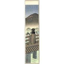 Tokuriki Tomikichiro: Kyoraku Juni Shu - August - Artelino