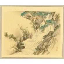 Kono Bairei: Bairei Gadan - Waterfall - Artelino