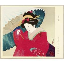 Ito Shinsui: Spring Snow - Artelino