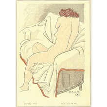 Sone Kiyoharu: Nude No.3 - Artelino