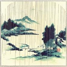 Komuro Suiun: Heavy Rain - Artelino