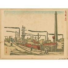 Maekawa Senpan: Tokyo Kaiko Zue - Honjo - Artelino