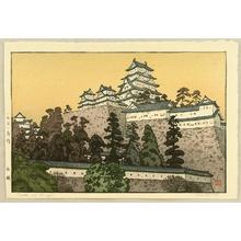 Yoshida Toshi: Oshiro - The Himeji Castle - Artelino