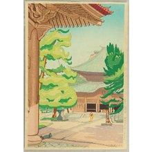 Sekido Isaburo: Kenchoji Temple - Artelino