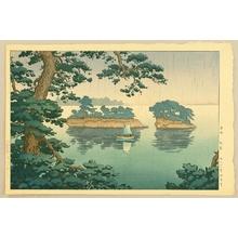 Tsuchiya Koitsu: Spring Rain - Artelino
