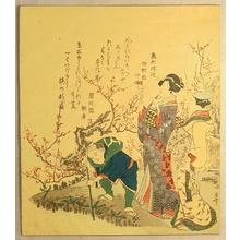 Masayuki Shinsai: Plum Garden - Artelino