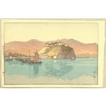 吉田博: Fukou Lake - Artelino