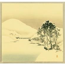 Watanabe Seitei: Snowy Land - Artelino