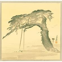 Ogata Gekko: Divine Pine Tree - Artelino