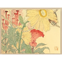 Unknown: Sparrow and Flowers - Artelino