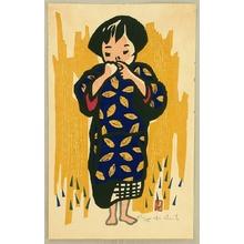 Asai Kiyoshi: Village Girl - Artelino