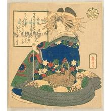 Yashima Gakutei: Beauty - Artelino