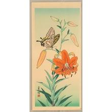 Jo: Lily and Butterfly - Artelino