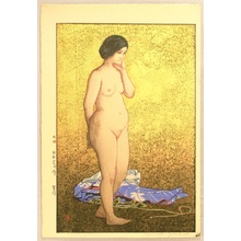 吉田博: Nude - Artelino