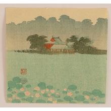 Uehara Konen: Shinobazu Pond - Artelino