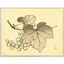 Takeuchi Seiho: Grape - Artelino
