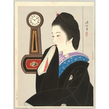 Ito Shinsui: Clock and Beauty III - Artelino