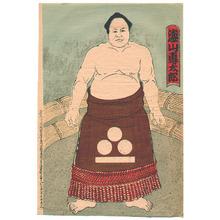 Unknown: Sumo Wrestler - Artelino