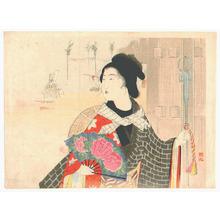 武内桂舟: Festival Day (Kuchi-e) - Artelino