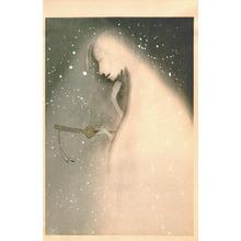 Uemura Shoen: Ghost with Sword - Dai Chikamatsu Zenshu - Artelino