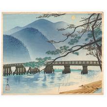 Tokuriki Tomikichiro: Togetsu Bridge - Artelino