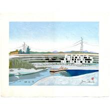 Sekino Junichiro: Kawasaki - Tokaido 53 Stations - Artelino