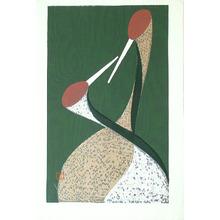 Kawano Kaoru: Two Cranes - Artelino