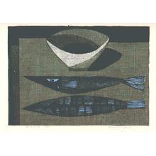 Shima Tamami: Fish on the Table - Takujo no Sanma - Artelino