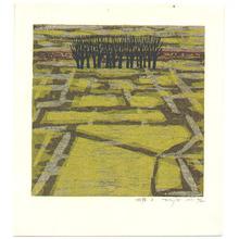 北岡文雄: Withered Field - Kareno A - Artelino