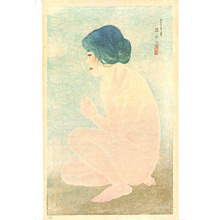 Ito Shinsui: Bathing in Early Summer (Limited Edition) - Artelino