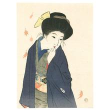 武内桂舟: Balmy Autumn Day (kuchi-e) - Artelino