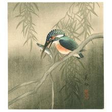 Takahashi Biho: Kingfisher (Muller Collection) - Artelino