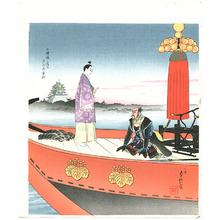 Hasegawa Sadanobu III: Kiyomasa and Nijyo Castle - Artelino