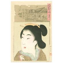 豊原周延: Jidai Kagami - 6 - Artelino