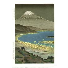 Okada Koichi: Mt. Fuji and Nihondaira - Artelino