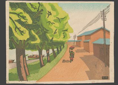 Ito Ken'osuke: Country Road - The Art of Japan