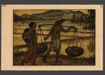 Charles Bartlett: Java - The Art of Japan