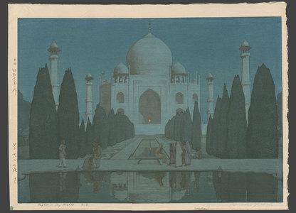 無款: Taj Mahal - night No. 6 - The Art of Japan