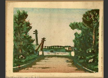 Fukazawa Sakuichi: #53 Hamacho Park - The Art of Japan