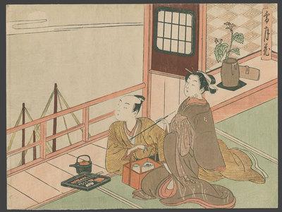 鈴木春信: Moon - The Art of Japan