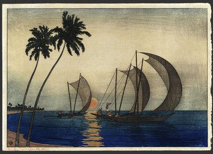 Charles Bartlett: Ceylon - The Art of Japan