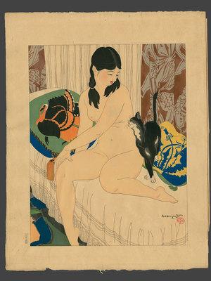 Ishikawa Toraji: Black Cat - The Art of Japan