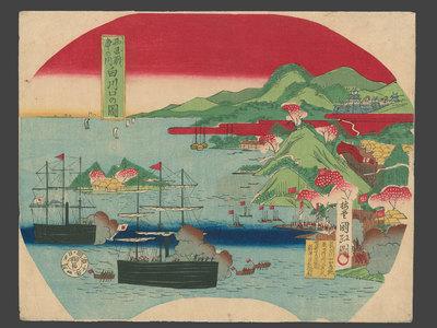 歌川国貞三代: Shirakawa - The Art of Japan