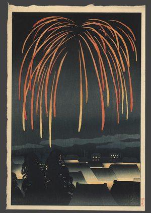 Toyonari: Festival Night Fireworks - The Art of Japan